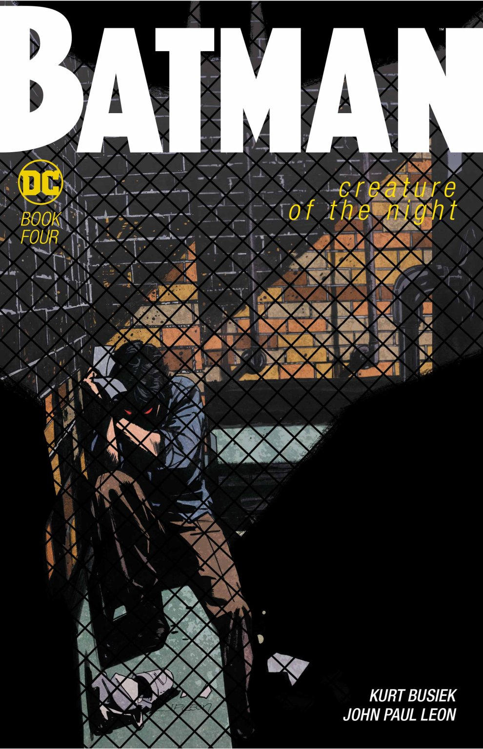 Batman: Creature of the Night Vol 1 4