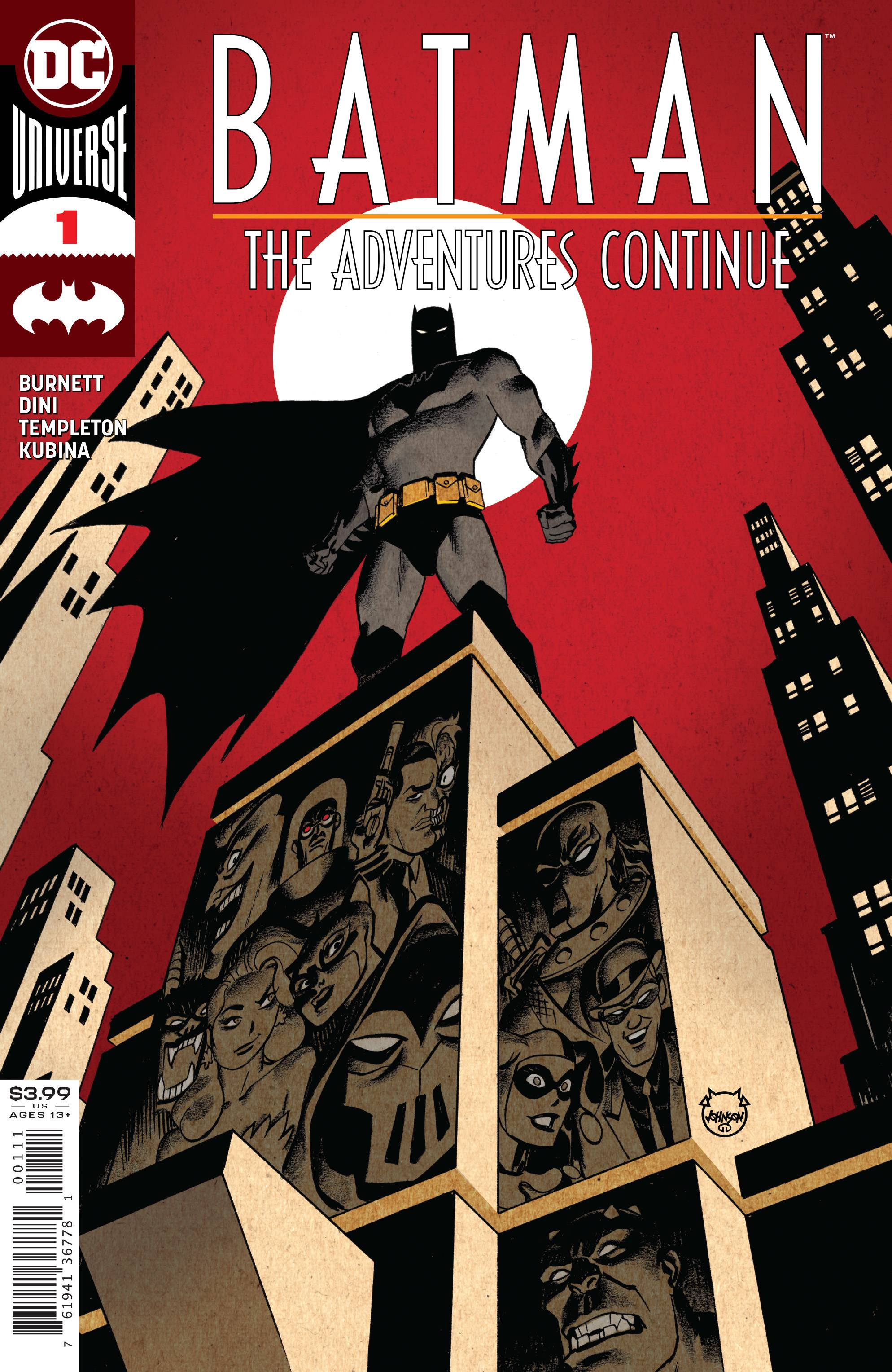 Batman: The Adventures Continue Vol 1