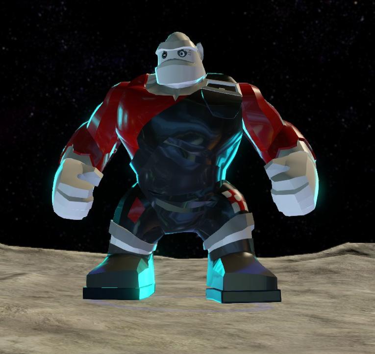 Ben Knox (Lego Batman)