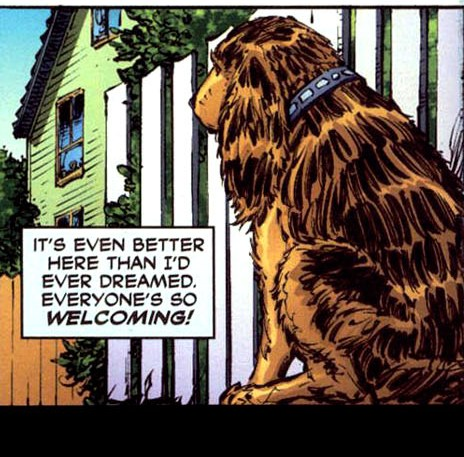 Copernicus the Dog (New Earth)
