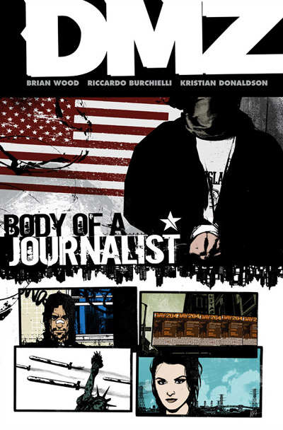DMZ: Body of a Journalist (Collected)