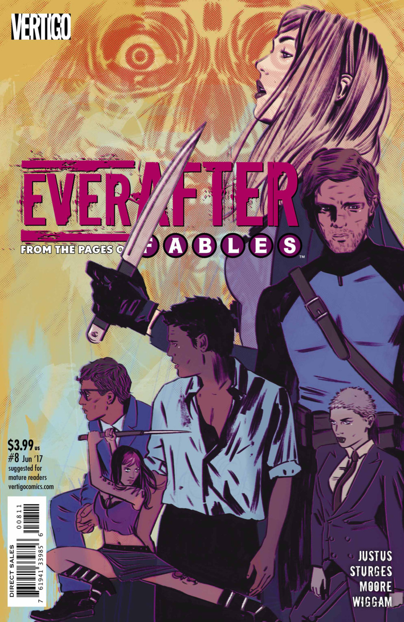 Everafter: From the Pages of Fables Vol 1 8