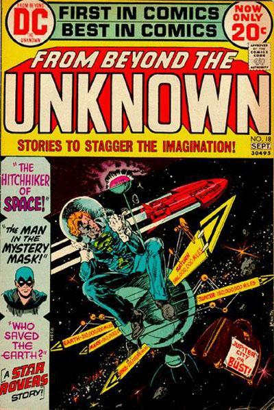 From Beyond the Unknown Vol 1 18