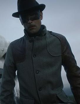 Game Warden (Watchmen TV Series)