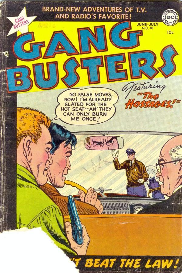 Gang Busters Vol 1 40