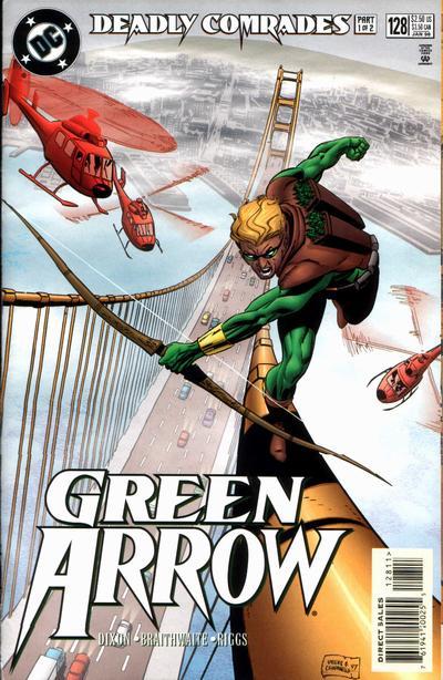 Green Arrow Vol 2 128