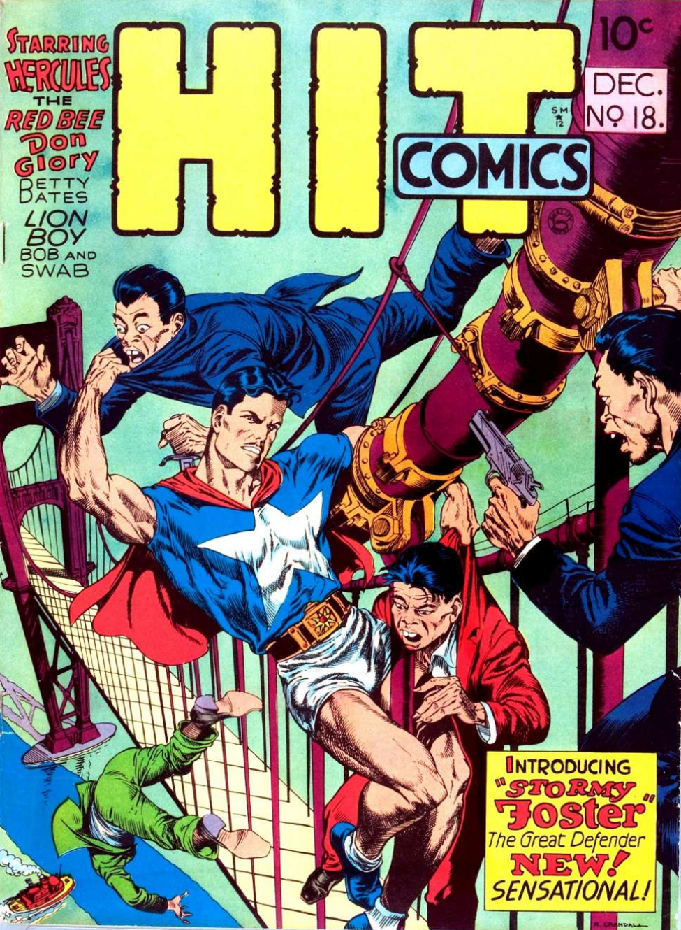 Hit Comics Vol 1 18