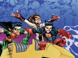 JLA: World Without Grown-Ups Vol 1 1