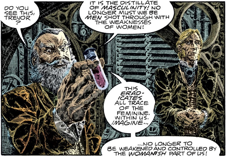 Jack Planters (Earth-34)