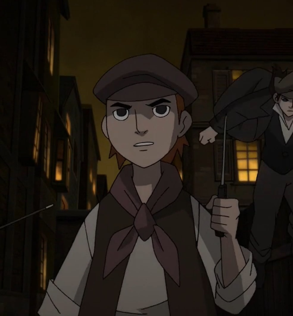 Jason Todd (Gotham by Gaslight Movie)