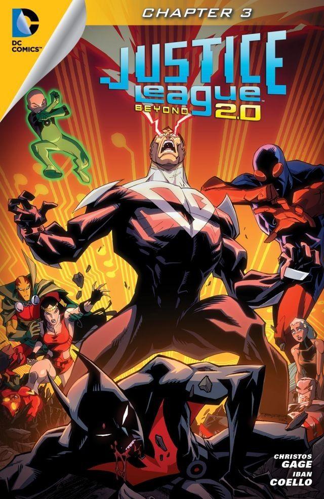 Justice League Beyond 2.0 Vol 1 3 (Digital)