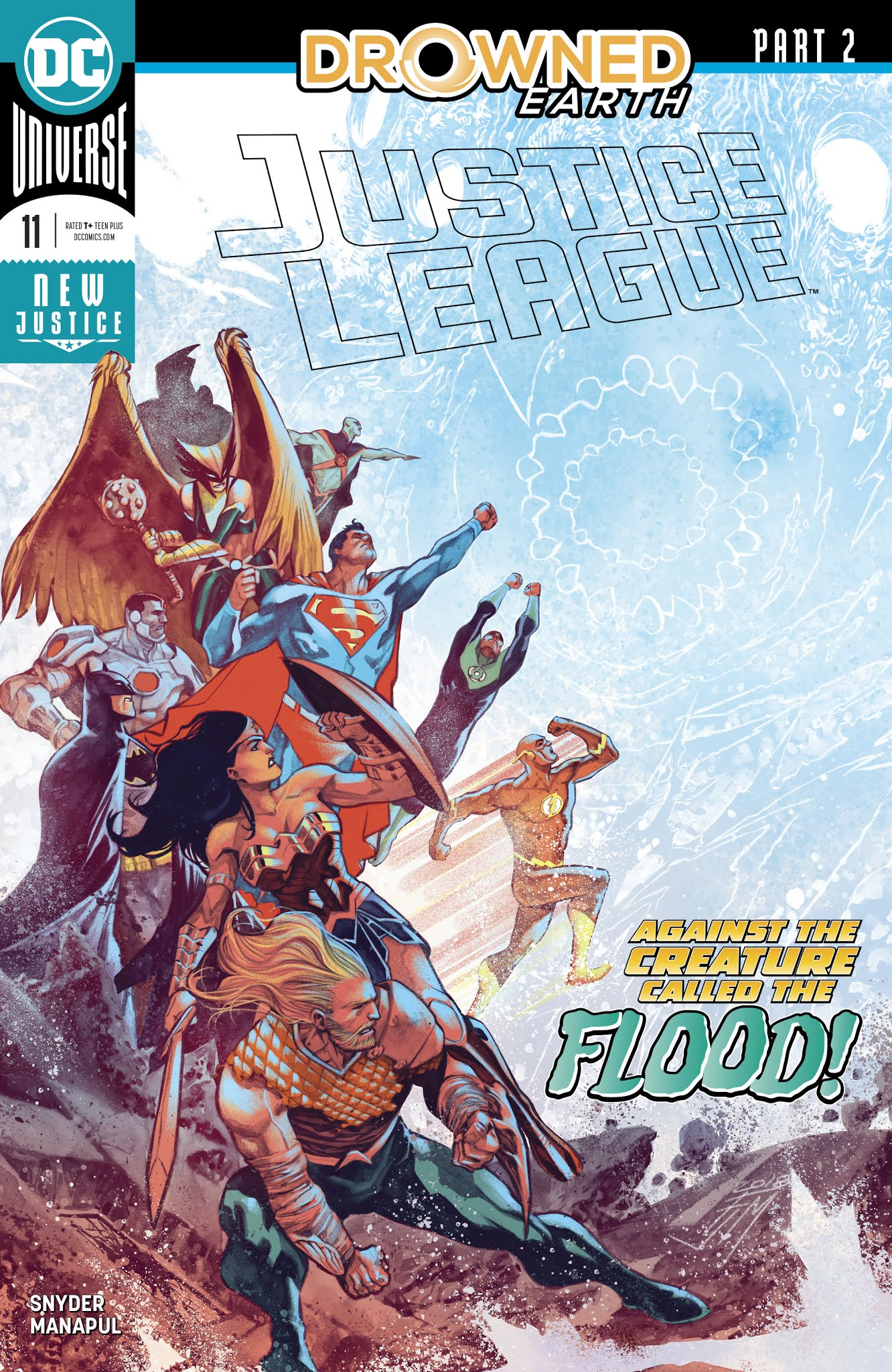 Justice League Vol 4 11