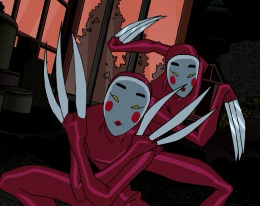Kabuki Twins (The Batman)
