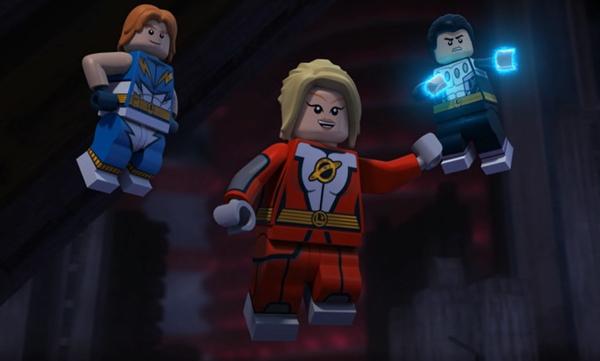 Legion of Super-Heroes (Lego DC Heroes)