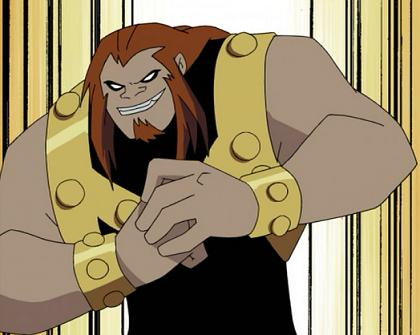 Baran Flinders (Teen Titans TV Series)