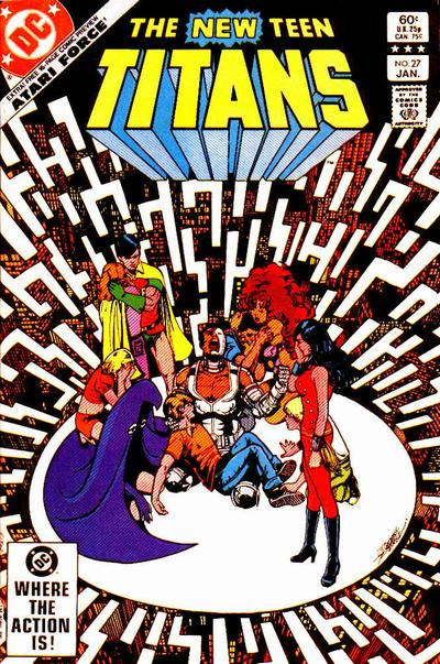 New Teen Titans Vol 1 27