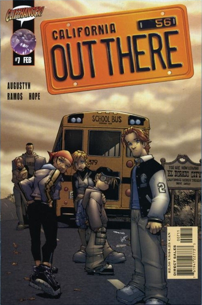 Out There Vol 1 7