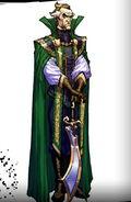 Ra's al Ghul Arkhamverse