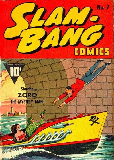 Slam-Bang Comics Vol 1 7