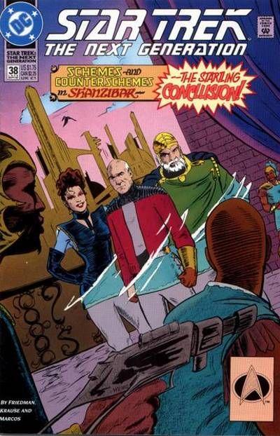Star Trek: The Next Generation Vol 2 38