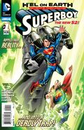 Superboy Annual Vol 6 1
