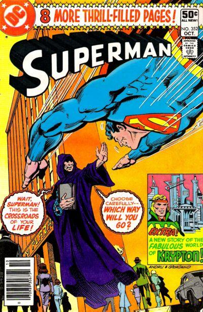 Superman Vol 1 352