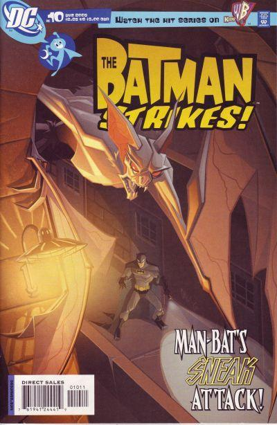 The Batman Strikes! Vol 1 10