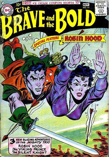 The Brave and the Bold Vol 1 14
