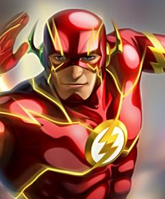 Barry Allen (Hero Run)