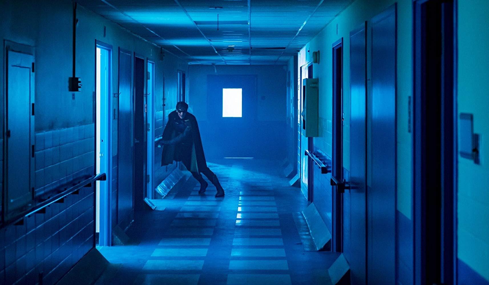 Titans (TV Series) Episode: Asylum