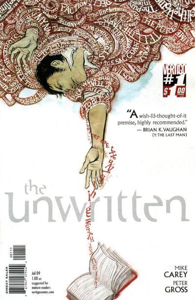 Unwritten Vol 1