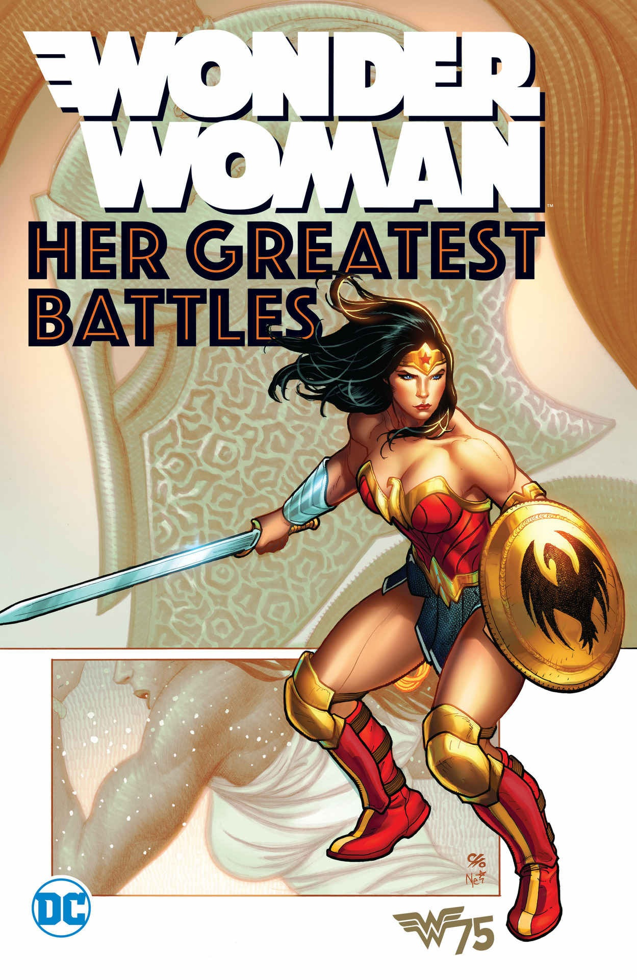 Wonder Woman: Her Greatest Battles (Collected)