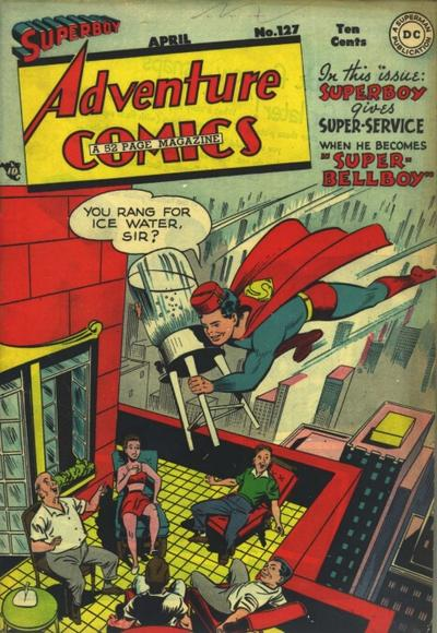 Adventure Comics Vol 1 127