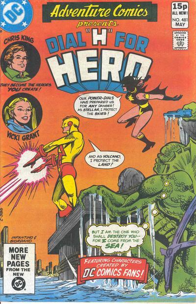 Adventure Comics Vol 1 481