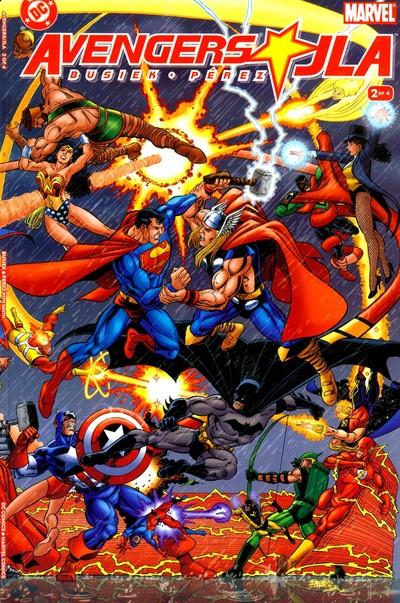 Avengers/JLA Vol 1 2