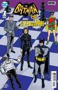Batman '66 Meets Steed and Mrs. Peel Vol 1 1