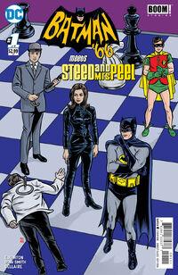 Batman '66 Meets Steed and Mrs. Peel Vol 1 1.jpg