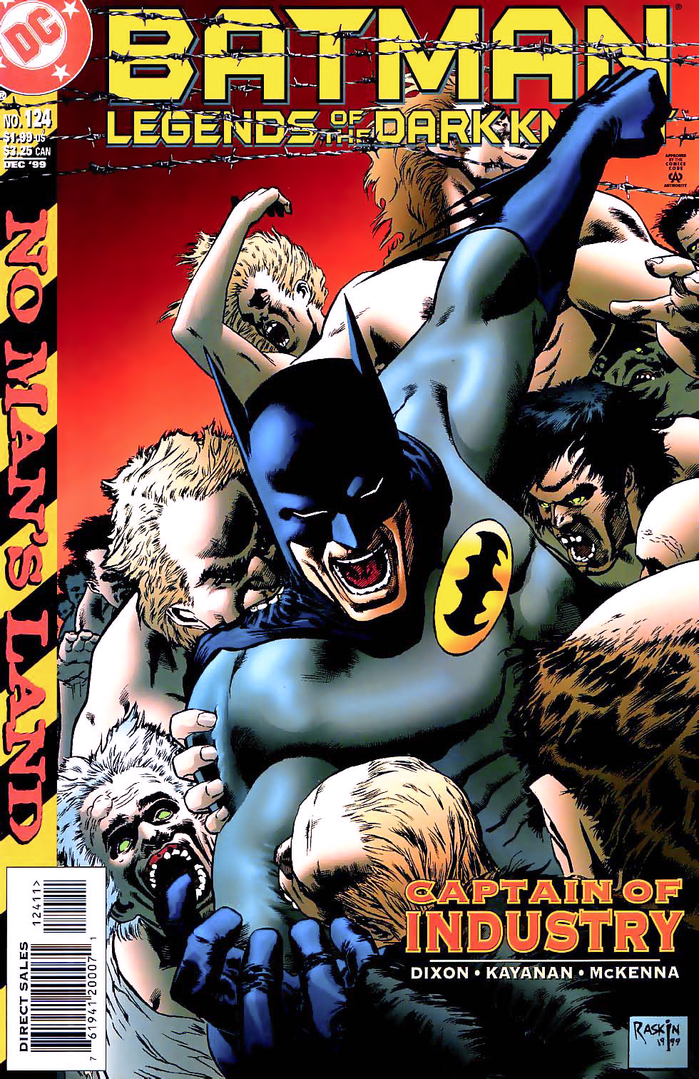 Batman: Legends of the Dark Knight Vol 1 124