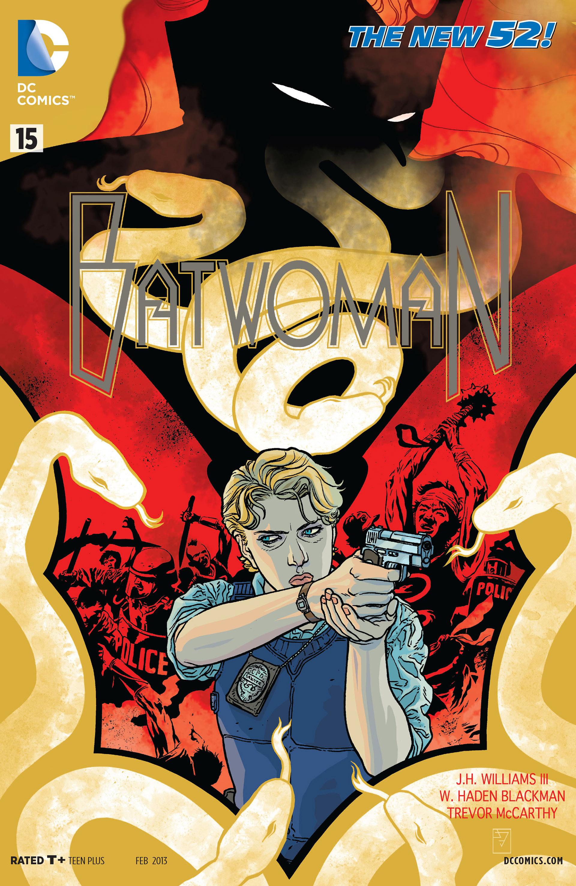 Batwoman Vol 2 15
