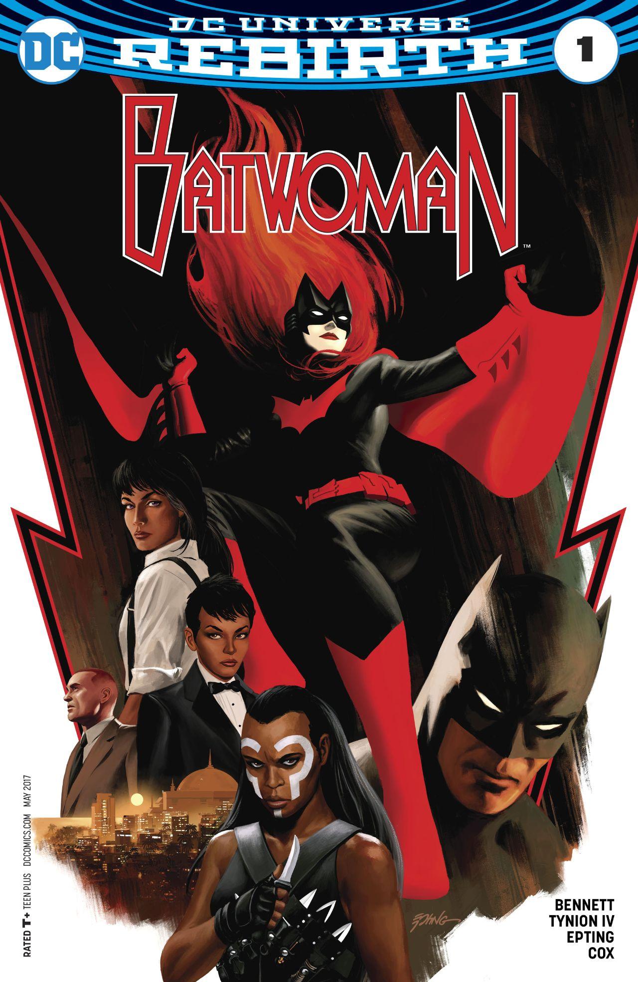 Batwoman Vol 3 1