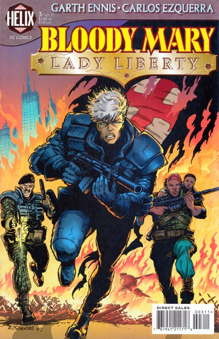 Bloody Mary: Lady Liberty Vol 1 3