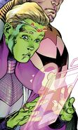 Brainiac 5 Post-Rebirth 001