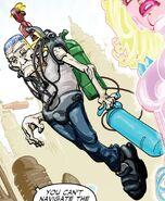 Calendar Man (Justice League 3000) 001