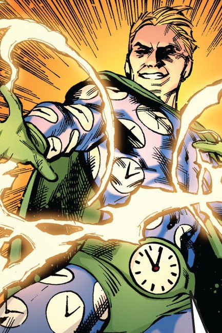 Clock King III (Prime Earth)