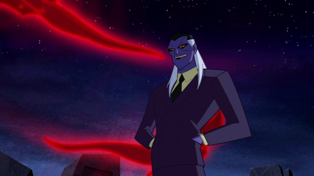 Eldon Peck (Justice League Action)