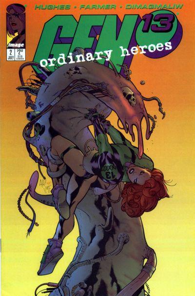 Gen 13: Ordinary Heroes Vol 1 2