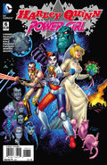 Harley Quinn and Power Girl Vol 1 6
