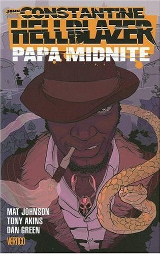 Hellblazer: Papa Midnite (Collected)