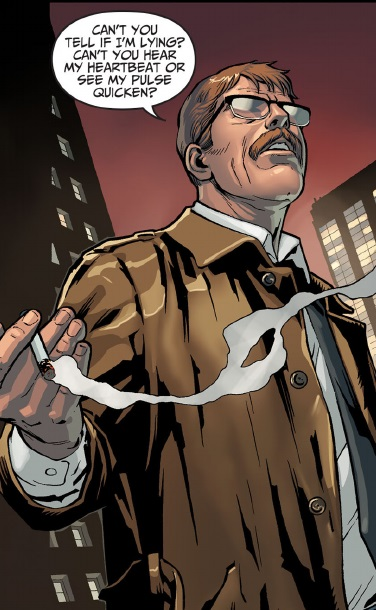 James Gordon (Injustice)