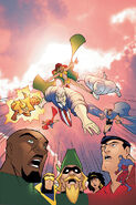 Justice League Unlimited Vol 1 17 Textless